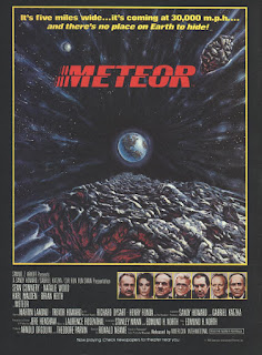 "Movie poster for ""Metero"" (1979)"