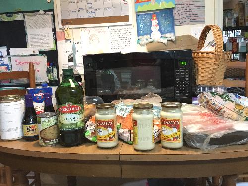 freezer meal prep system