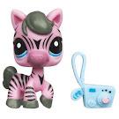 Littlest Pet Shop Singles Zebra (#2078) Pet