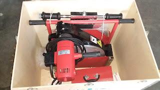 planing tool mesin las hdpe shd 315