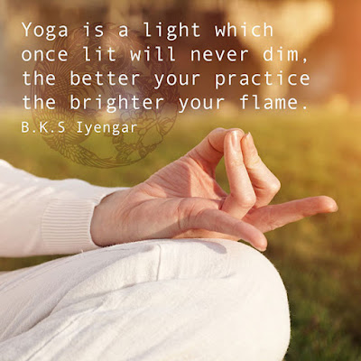 Yoga Heart Quotes