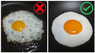 Telur ceplok sempurna