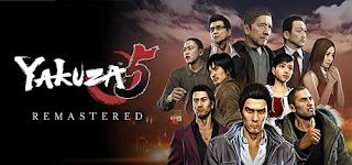 Yakuza 5 Remastered-CODEX