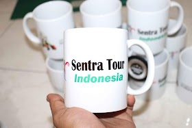 Bikin Mug Digital Murah - Sentra Tour Indonesia