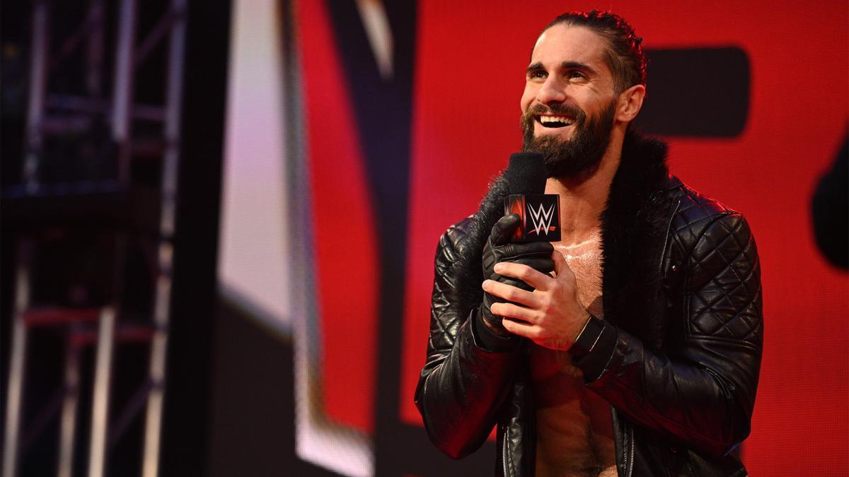Retorno de Seth Rollins é esperado para o WWE Royal Rumble