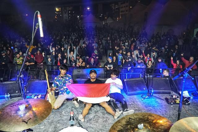 BIAS Sukses Kibarkan 'Merah-Putih' Indonesia di Kanada!