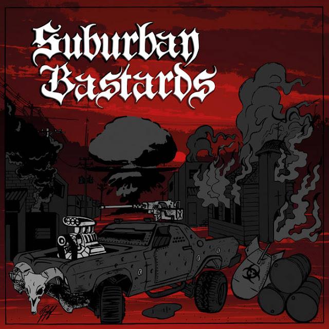 Suburban Bastards - Suburban Bastards (2020)