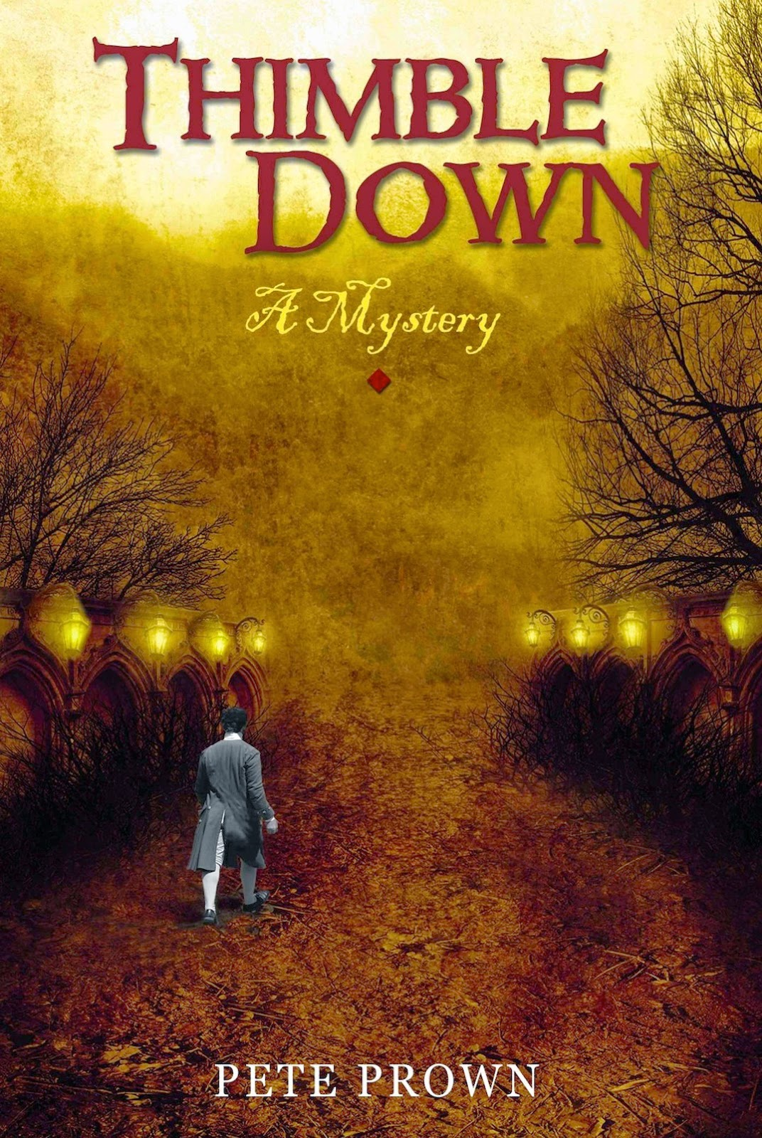 WW Giveaway: Thimble Down by Pete Prown