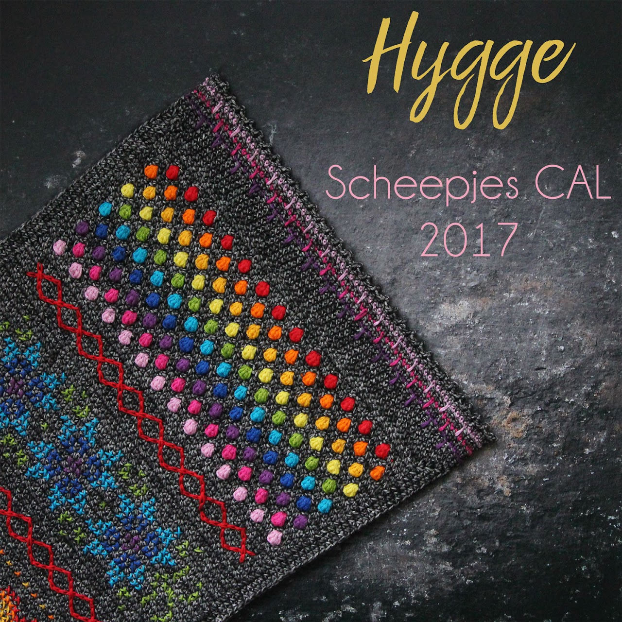 Hygge Scheepjes CAL 2017
