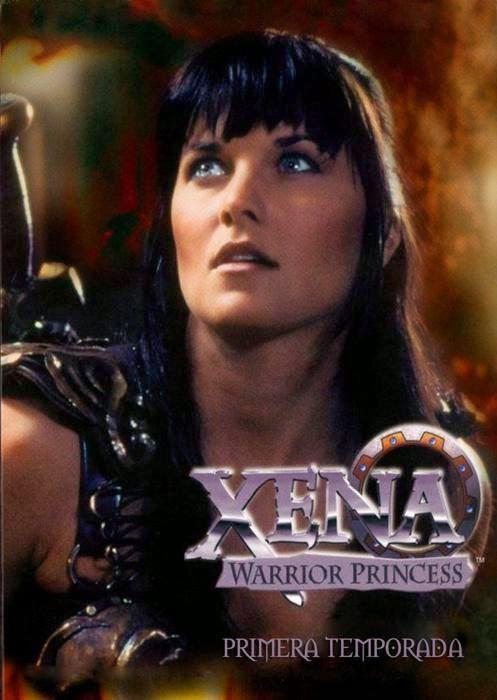 Xena La Princesa Guerrera Temporada 1 Completa Español Latino