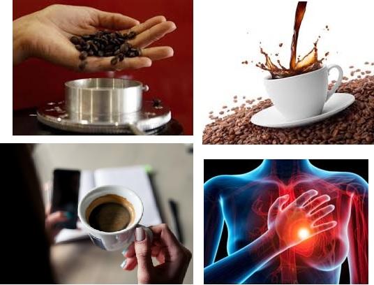 Një filxhan kafe mund të nxisë goditje në Zemër duke shkaktuar Vdekjen