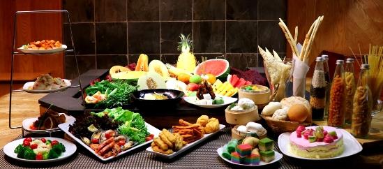 menu lunch hotel concorde di shah alam
