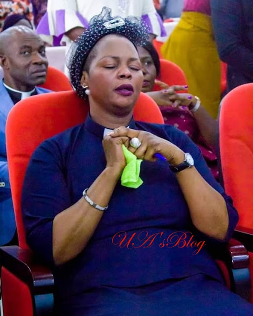 NigeSenator Binta Masi Garba (BMG) ordained as pastorrian Female Senator Ordained As Pastor Of A Church (Photos)