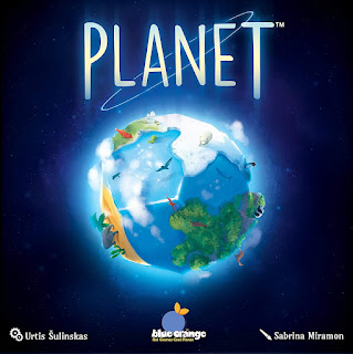 Planet the board game review