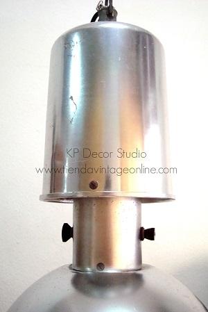 Comprar lámparas antiguas estilo industrial en valencia.