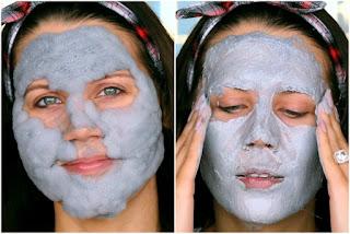 Cara Menghilangkan Komedo dan Jerawat dengan Bubble Mask