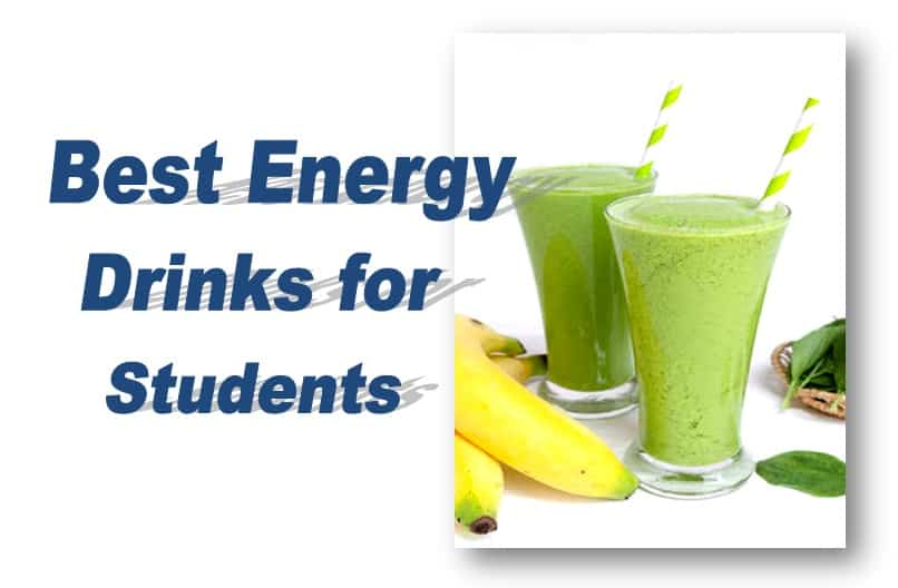 Best energy drinks for students preparing exams