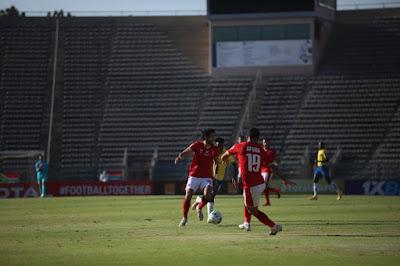 ملخص واهداف مباراة الاهلي وصن داونز (1-1) دوري ابطال افريقيا