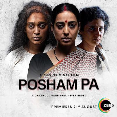 Posham Pa 2018 Hindi 480p WEB HDRip 200Mb x264