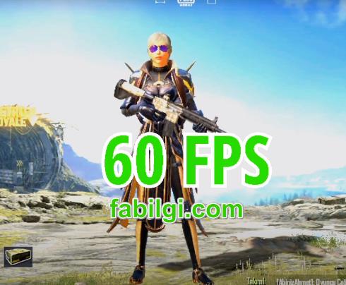 PUBG 1.3 60 FPS Sıfır Kasma Yeni Config Yapımı İndir 2021