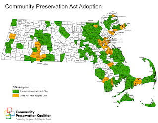What communities have adopted CPA?