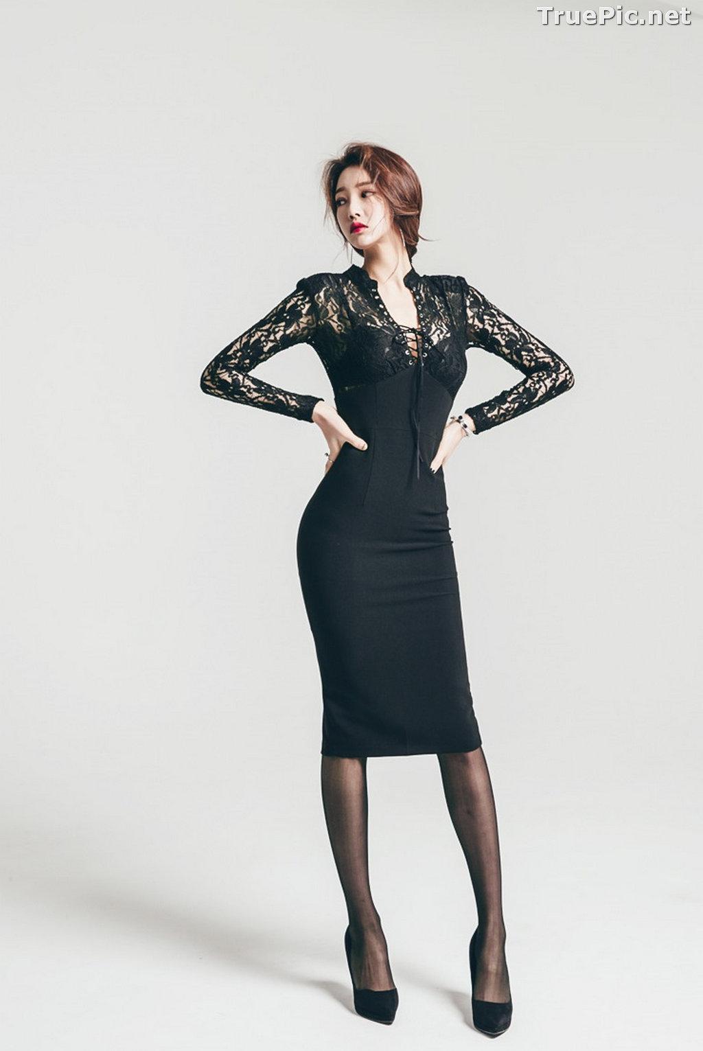 Image Korean Beautiful Model – Park Jung Yoon – Fashion Photography #11 - TruePic.net - Picture-62