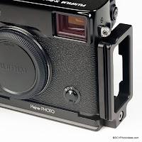 Dedicated Modular L Bracket for Fujifilm X-Pro2 from Hejnar PHOTO