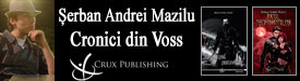 Cronici din Voss - Șerban Andrei Mazilu