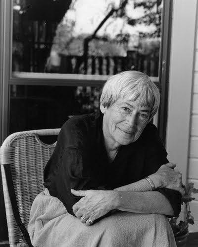 Portrait Ursula K. Le Guin