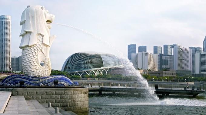 Honeymoon Ke SEEngapore Dengan Traveloka Promotion