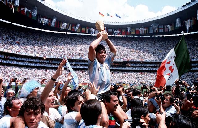 KVIFF Distribution – Diego Maradona