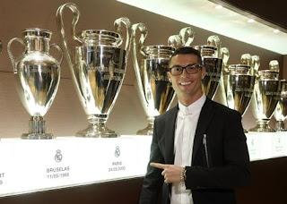 Cristiano Ronaldo football earnings
