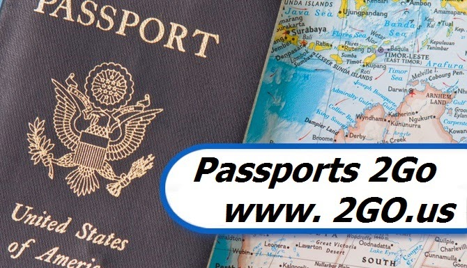 Get Your Passport Here Get It Now