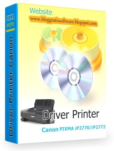 IP2770 PIXMA DRIVER CANON DOWNLOAD FREE