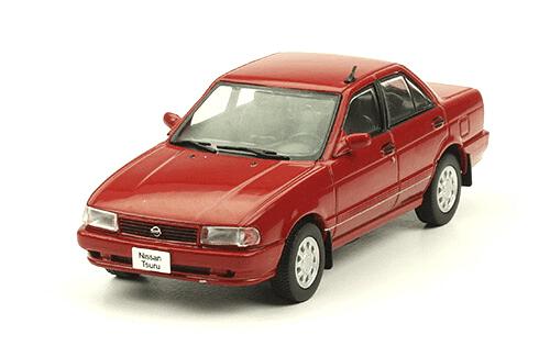 grandes autos memorables Nissan Tsuru