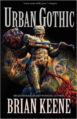 Urban Gothic by Brian Keene Book