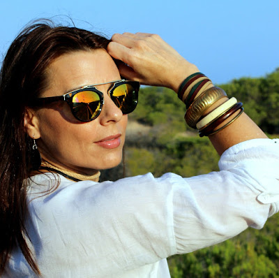 Look para una tarde de verano - Blog My World Of Cloth