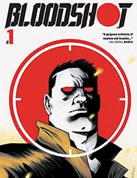 Read Bloodshot (2019) comic online