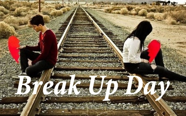 Quotes of Break Up Day 2020