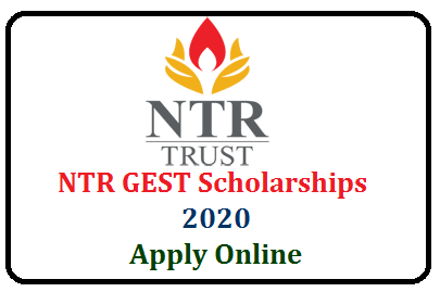 NTR GEST/ Girls Education Scholarship Test 2020 Apply Online @ntrtrust.org | Nandamuri Tharaka Rama Rao Education Scholarship Test for Girls from Andhra Pradesh and Telangana Online Application Form for Tenth Completed Students Merit Scholarship Details NTR Trust is committed to give quality education and financial assistance for meritorious girl students. To identify the beneficiaries, NTR Trust is conducting GEST-2020. Total 25 students will get a merit scholarship to pursue their intermediate in NTR Junior College, Hyderabad for two years in English Medium. Out of 25 selected students, First 10 students can get a monthly scholarship of Rs. 5,000/- and other 15 students can get a monthly scholarship of Rs.3,000/-.ntr-gest-girls-education-scholarship-test-2020-apply-online-ntrtrust.org