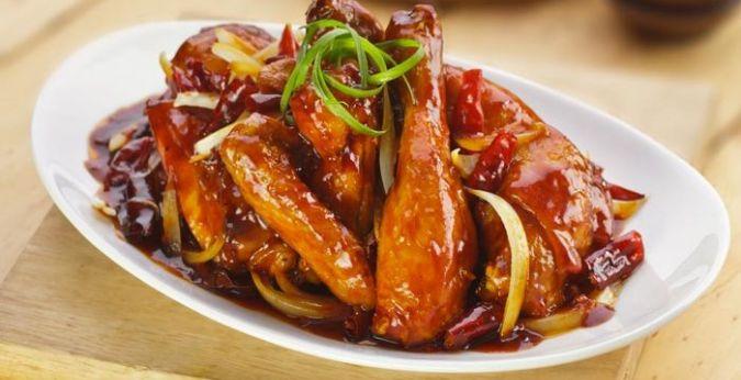 Resep Ayam Kecap Enak Sederhana Yang Bikin Nagih