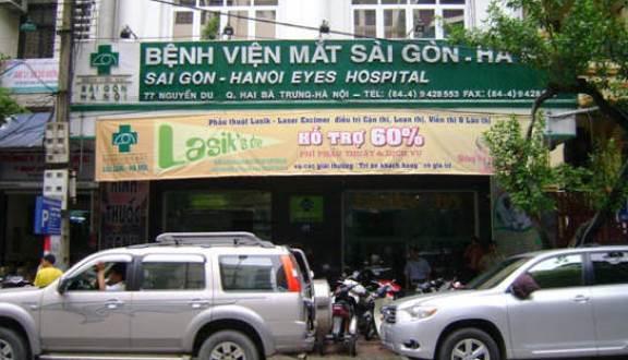 Danh sách bệnh viện tại quận Hai Bà Trưng - Hà Nội