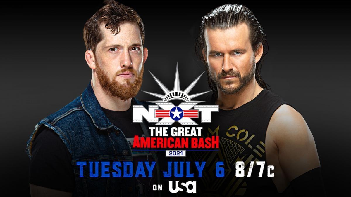 Cobertura: NXT Great American Bash (06/07/2021) – Undisputed!