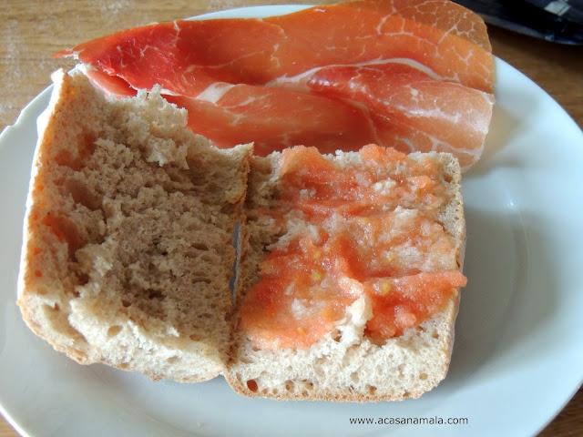 Pan Tumaca - Pão com Tomate