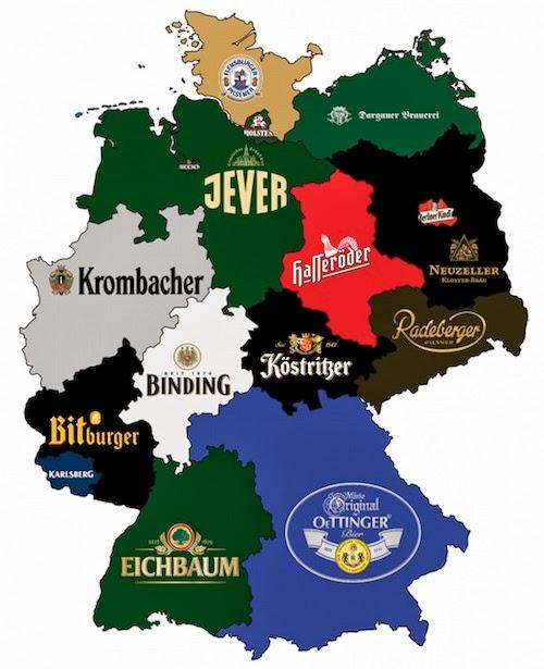 Niemiecki Dla Poczatkujacych Lekcja 8 Niemieckie Landy