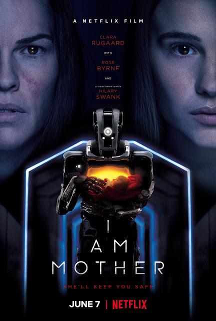 I AM MOTHER (2019) ταινιες online seires xrysoi greek subs