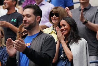 Duchess of Sussex in NYC to watch US Tennis Open Final 2019