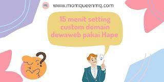 Setting custom domain