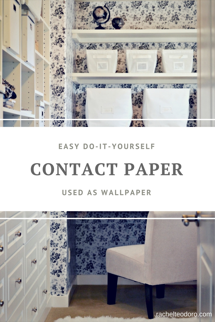 Contact Paper For Furniture Contact Paper Used As Wallpaper Diy Datfeata Blog Title