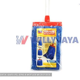 NAGATA - SAPU PEL/ RING A MOP 406 MICROFIBER